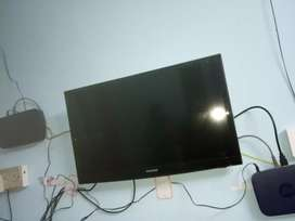 24 inch Samsung hd led tv very good condition