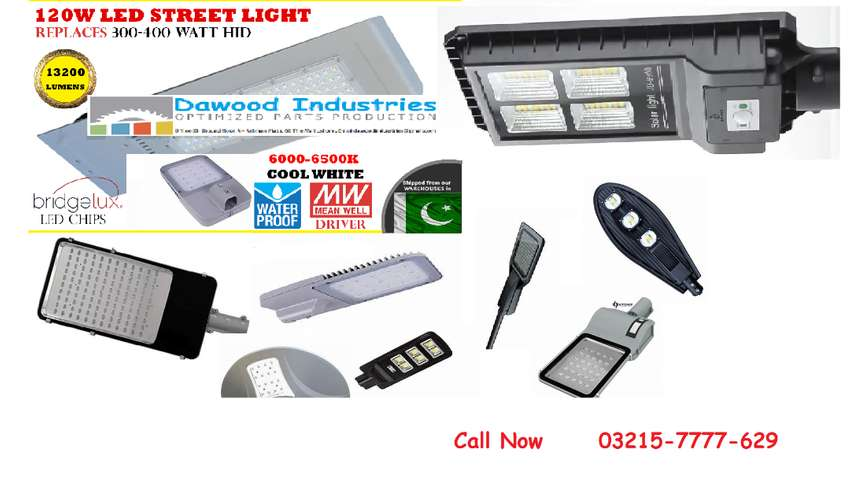 Phillip Street Light 120 watt in warranty low cost. 0