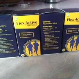 Flexactive herbal asli obat Nyeri Sendi BPOM