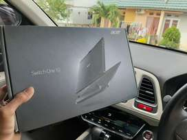 Laptop acer swicth one 10