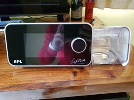 BPL LifePAP CPAP/BPAP machine in untouched condition. Price negotiable