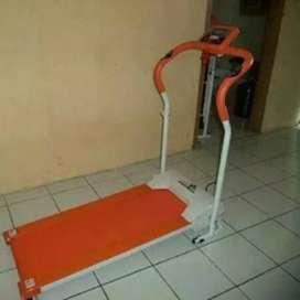 Treadmill Elektrik Exider Walking RICKO_Fitness*24