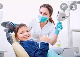 Dental assistant in kandivali east