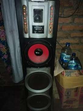 Speaker 1 unit merk BNQ kondisi bagus suara mantap