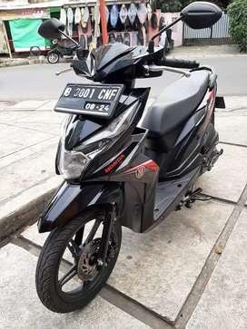 Honda New Beat Eco Digital th 19 Mulus Kredit murah