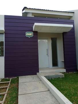 Rumah baru di Tropical Valley Citra Grand City