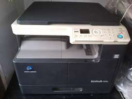 Photocopier printer