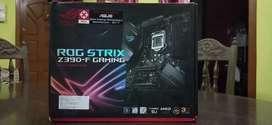 Motherboard ASUS ROG STRIX Z390-F GAMING