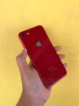 MASIH READY !! SECOND IPHONE 8 64 GB IBOX RED