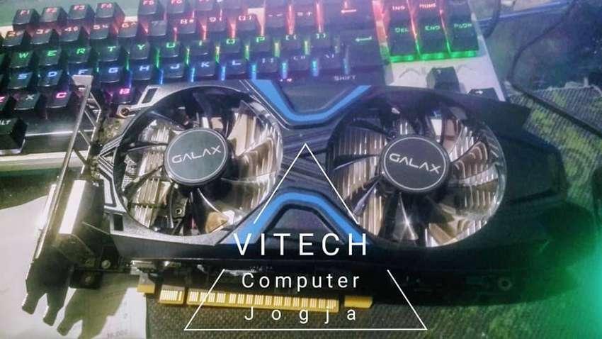 Galax GTX 1050Ti OC 4GB DDR5 128BIT 0