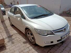 Honda Civic 2008 Petrol Good Condition