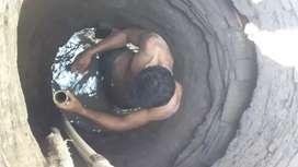 jasa service pompa air 24 jam/ tukang sumur bor/ sedot wc