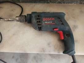 Bosch Original Hand drill machine