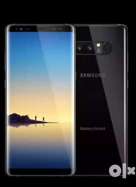 Samsung note 8 only 6 months use...
