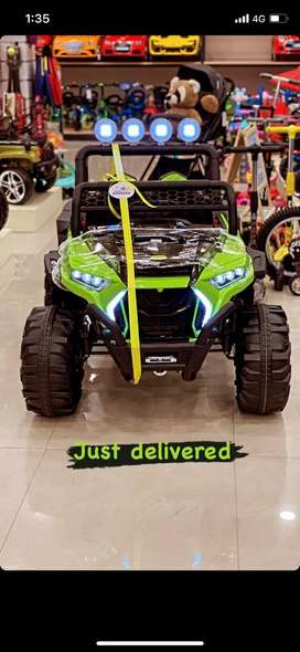 TOY BIKE ,CAR and JEEP