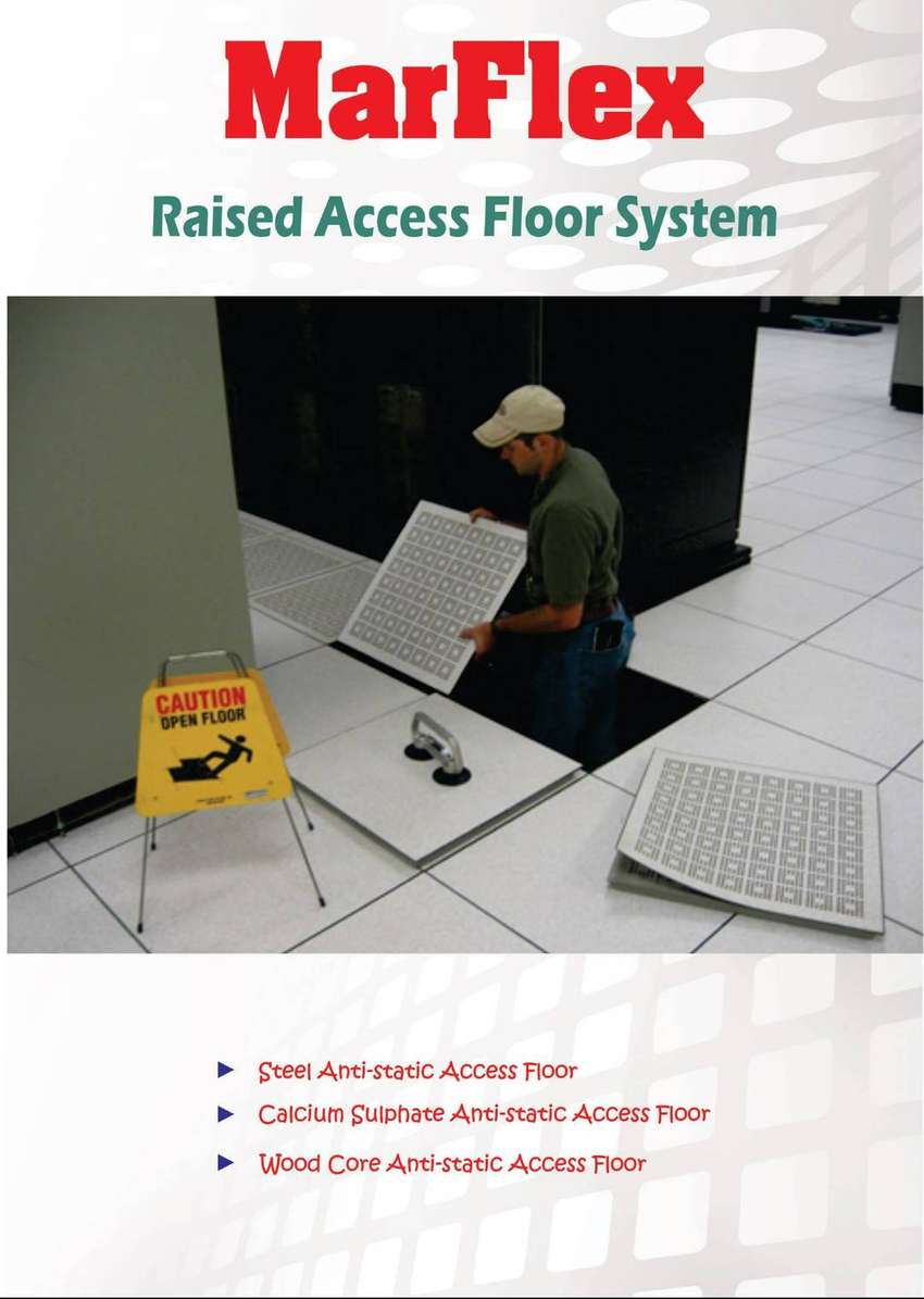 MarFlex Raised Access Flooring 0