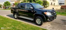 Toyota Hilux 4x4 Double Cabin in New Condition