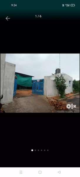 Plot for rent in jalpally