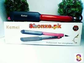 Kemei Professional Hair Straightener (Km-531) High Quality Product
