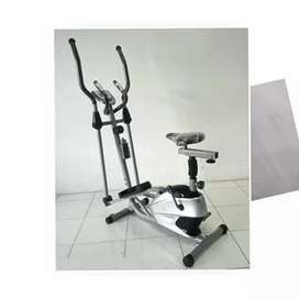 Sepeda Statis Elliptical Bike TL 8502 ( Total Health Gym )