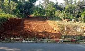 Tanah Murah di Gunung Pati Semarang Nempel Jl Raya Cepoko BSB Mijen
