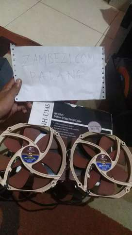 Cooling fan processor Noctua NH-U14S dual fan