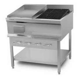 Burger station , Hot plate,Gas Grill
