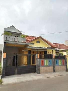 Rumah siap huni 2 lt bangunan baru