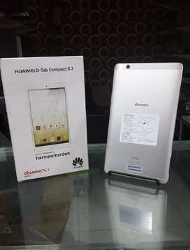 Huawei 3gb ram 16gb storage tablet m3 8.4 inch at FATTANI COMPUTERS