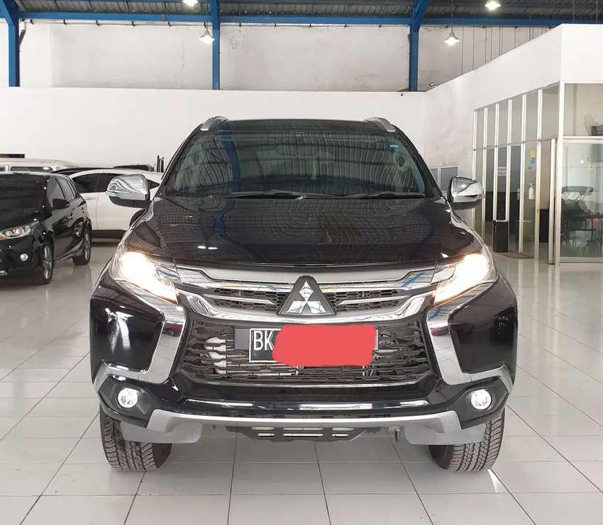 Mitsubishi pajero sport exceed manual thn 2018