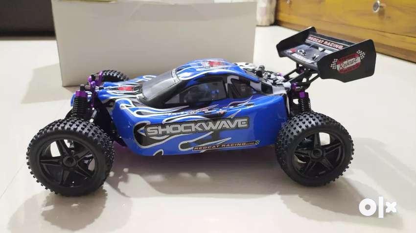 SHOCKWAVE Nitro Buggy (RC Car) 0