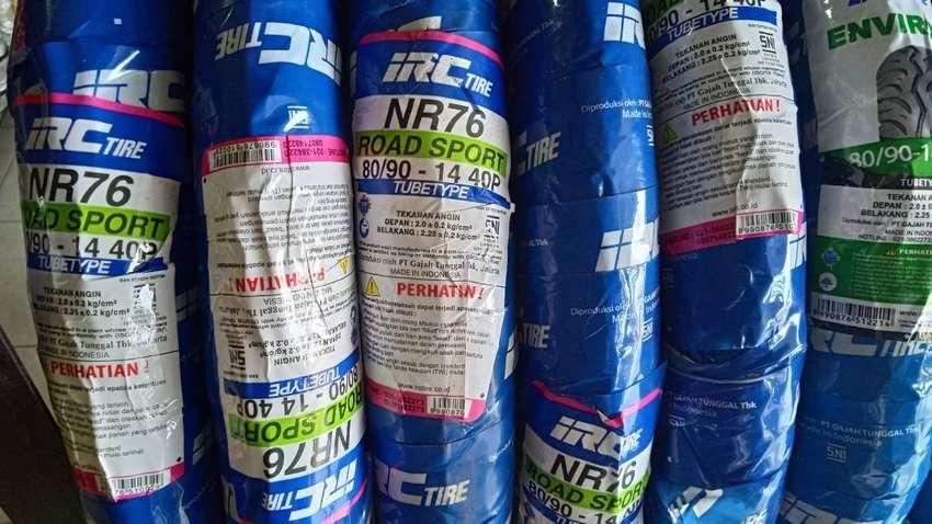 Ban Motor Suzuki Satria IRC  275-17 NR25 0