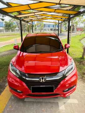 Honda Hrv prestige 2016 Plat DA