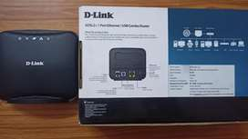 ADSL 2 Combo Router