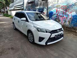 Yaris E up G TRD 2017 / 2018 mt manual istimewah sekelas jazz