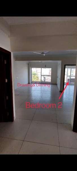 3 bhk flat at Balbir Road Dalanwala for rent