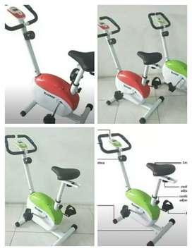 Ready sepeda statis magnetic bike body master
