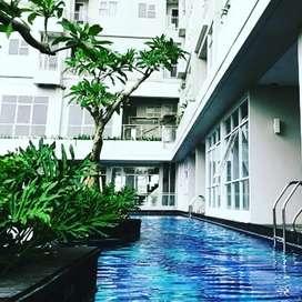 Apartemen ready dan siap huni TYPE studio loft free 1 bedroom #03 m