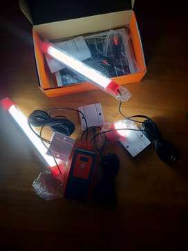 Solar light with  warranty at your home directly from seller