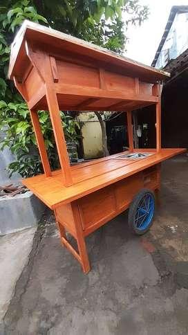 gerobak angkringan free ongkir Bogor Depok 0214