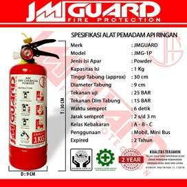 APAR 1 kg ABC Dry Powder / Alat Pemadam Api Ringan / Fire Extinguisher