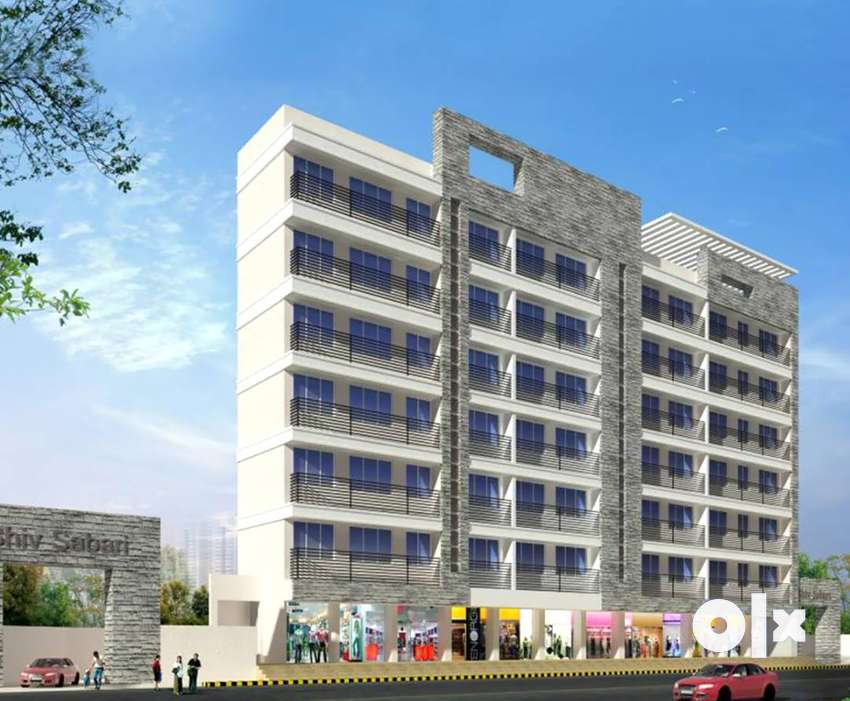 Ready to Move 1 BHK Flats for Sale in Sabari Sangam, Govandi East. 0
