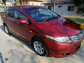 Honda City 2010 manual