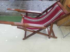 Traditional Easy chair with Cloth Rs.3750/- & full wood Rs.4750/-