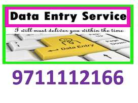 Genuine Part time ONLINE/OFFLINE Home based Data entry job-4to8k/week