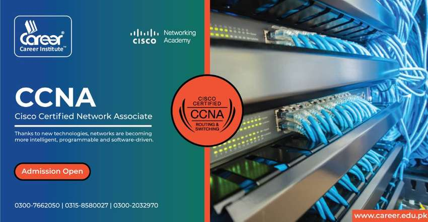 CCNA 200-301 Training and Classes Faisalabad