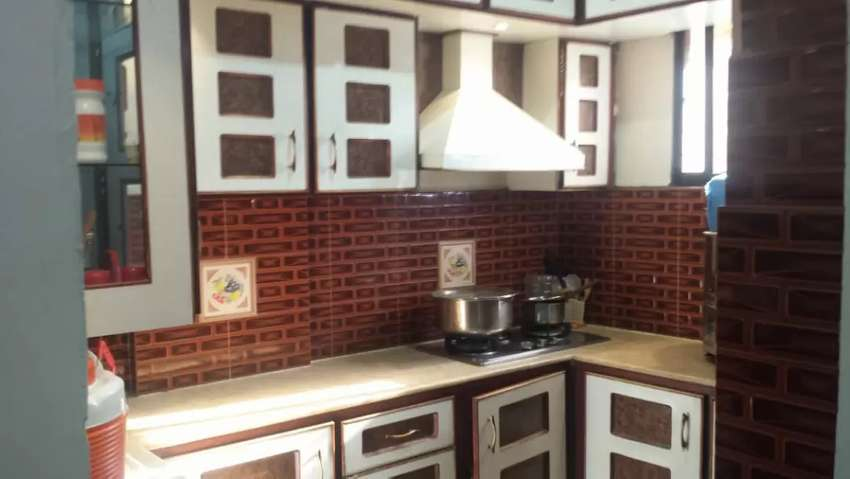 Full Furnished Flate For Sale in Nazimabad No 5C 0