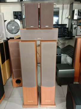 ONKYO SPEAKERS PACKAGE