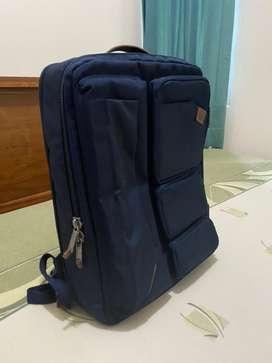 Dijual Tas Backpack Samsonite Red Kondisi bagu