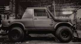Modification works of all cars and offroad jeeps